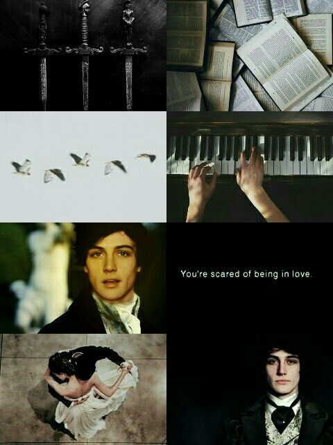 Joshua Anthony Brand as Will Herondale