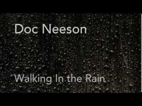 Doc Neeson - Walking In The Rain (Official Lyric Video)