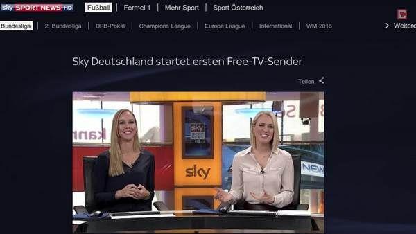 News-Tipp: Sky Sport News HD: Empfang Programm Live-Stream - http://ift.tt/2fGSISG #nachricht