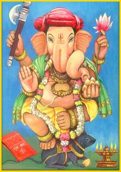 #Ganesha