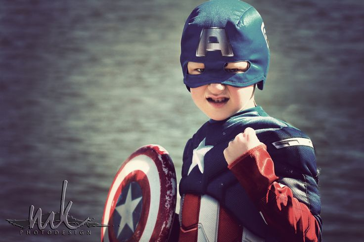 MeganKelly, Superheroes, Kid, Child, Boys, Captain America, Hero, Iron Man, Costume, Photoshoot, Action, Adventure
