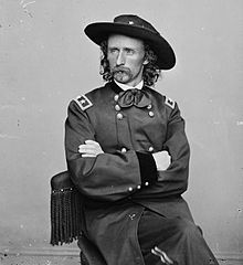 George Armstrong Custer - Wikipedia, the free encyclopedia