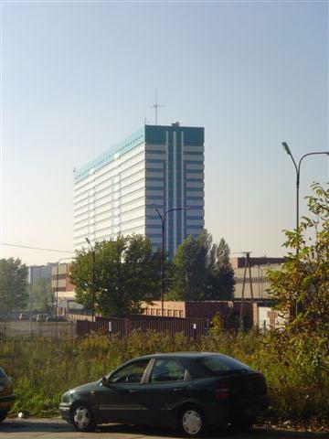 Medical center in Lodz