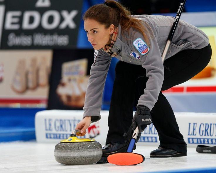 Le Gruyère European Curling Championships 2014 - ECC 2014 Day 6 Women