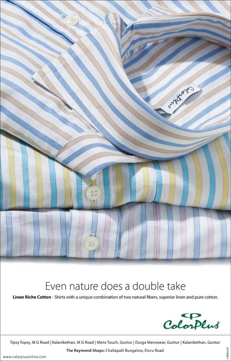 Linen Riche Cotton in #SS10 Collection #ColorPlus