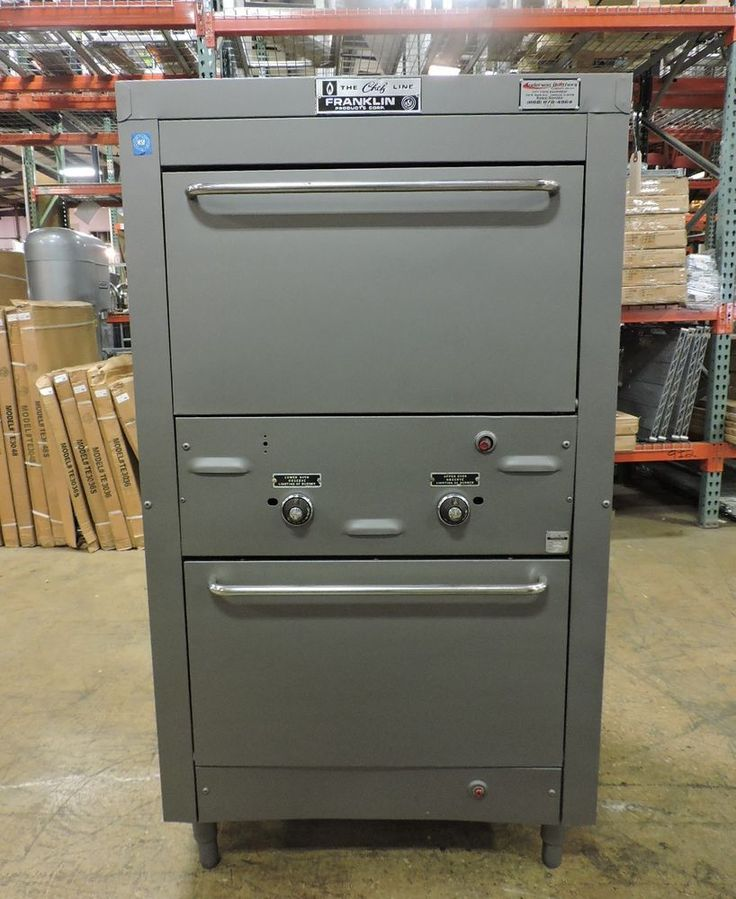 Franklin Chef GR17AX Commercial Double Gas Oven #FranklinChef