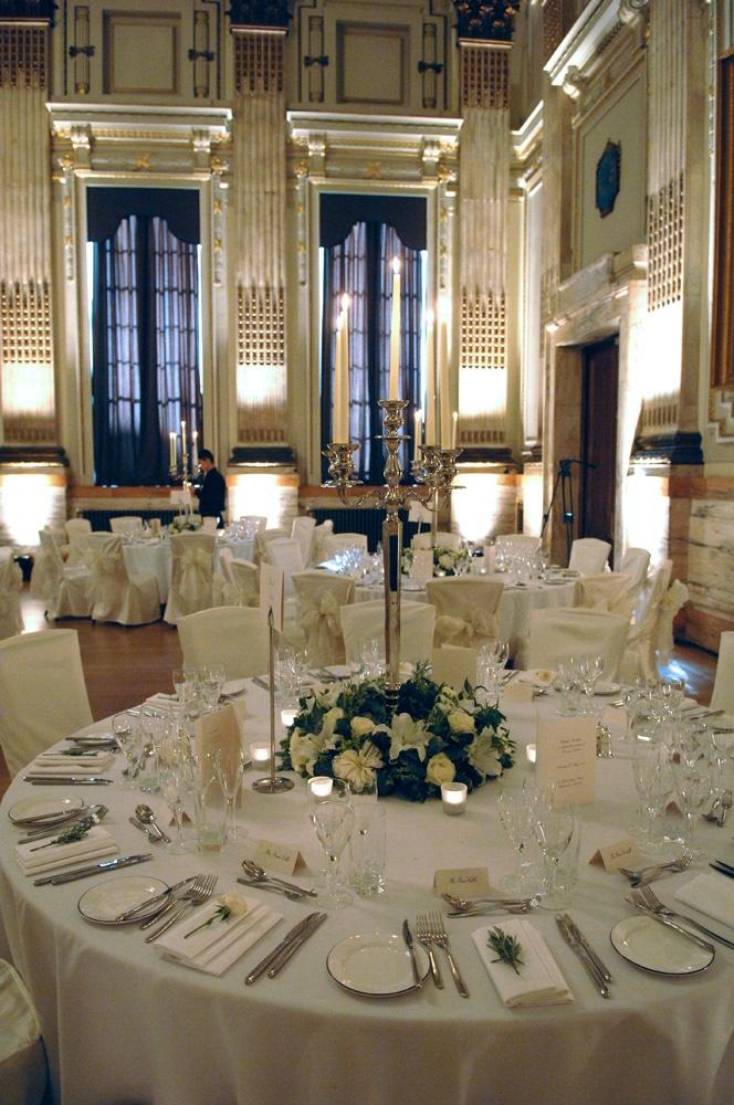 Great Hall. London Wedding Venue