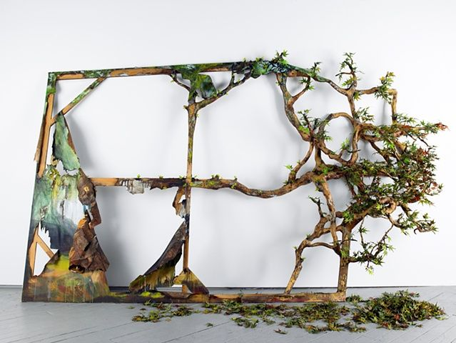 Valerie Hegarty In the Woods, Of the Woods