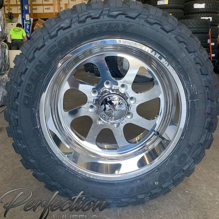 20x10 American Force Burnouts 33x12.50x20 Toyo MT For All