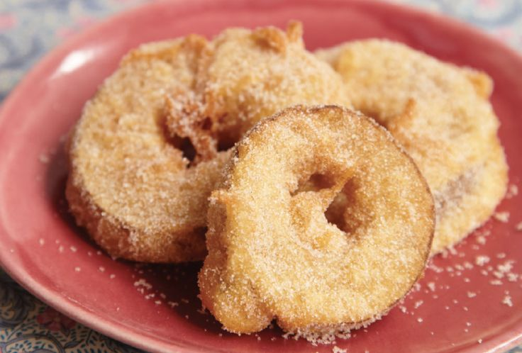 Asian Pear Fritters Recipe | vegan. You can omit the beer. <3 Asian pears - they're delicious.