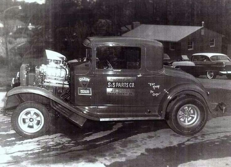 S&S Model A gasser | Early Ford Gassers | Pinterest | Models