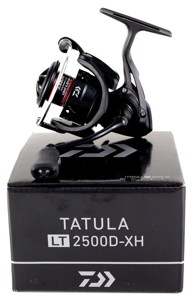 DAIWA TATULA LT 2500D XH  6.2.1  SPINNING FISHING REEL