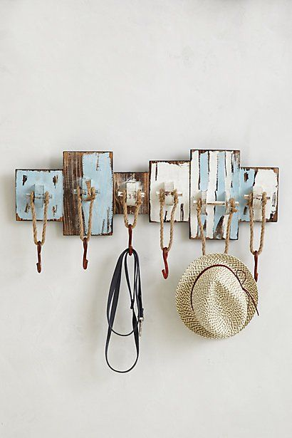 Best 25 Diy Coat Hooks Ideas On Pinterest