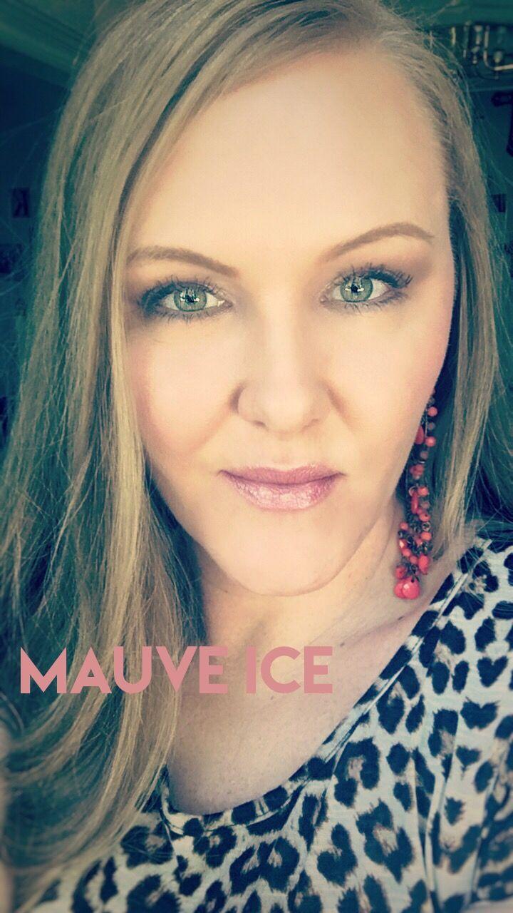 MAUVE ICE LIPSENSE (With images) Mauve ice lipsense