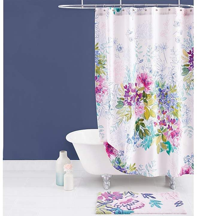 Bluebellgray Ines Shower Curtain Shopstyle Affiliate Cotton