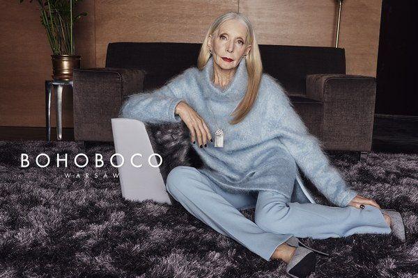 Helena Norowicz ma 81 lat i znowu reklamuje Bohoboco