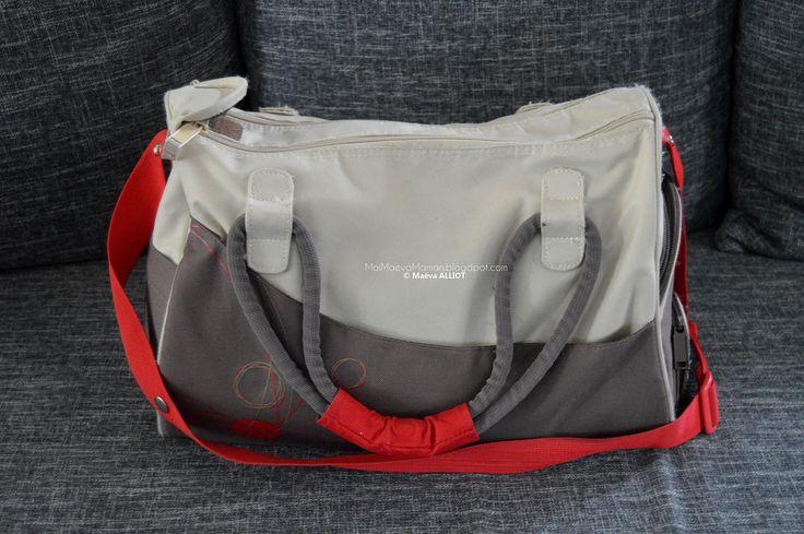 Le sac à langer Badabulle - Maeva Maman