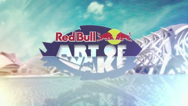 Red Bull, Art of wake Valencia  Teaser