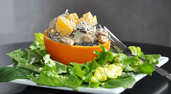 Orange Chicken Salad: Food Recipes, Chicken Recipes, Chicken Salads, Orange Chicken, Recipes Salads, Delicious Recipes, Favorite Recipes, Chicken Salad Recipes