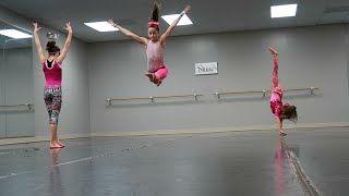 Dancin' With Miss Carrie   elleoNyaH - YouTube