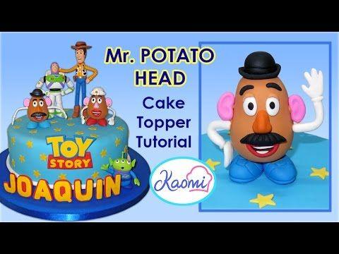 Toy Story (Cake Topper): Rex / Cómo hacer a Rex para tortas - YouTube