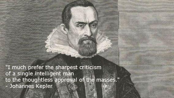 Kepler on Popularity