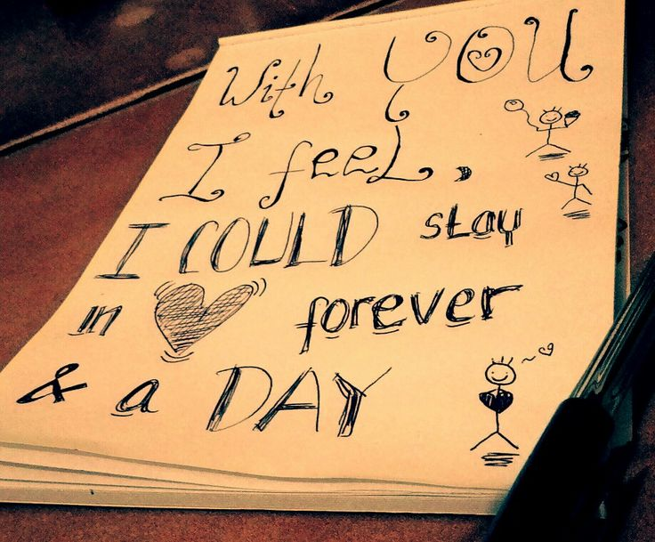 Forever and a day by MLTR