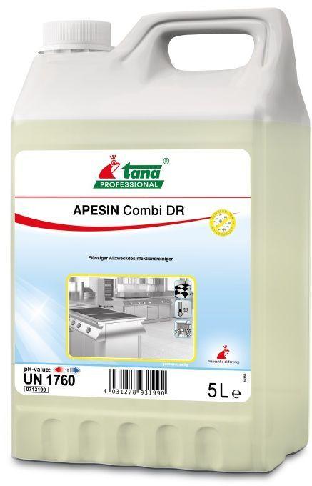 Apesin Combi DR produs bactericid, fungicid, tuberculocid,cu efect de inactivare a virusilor.http://