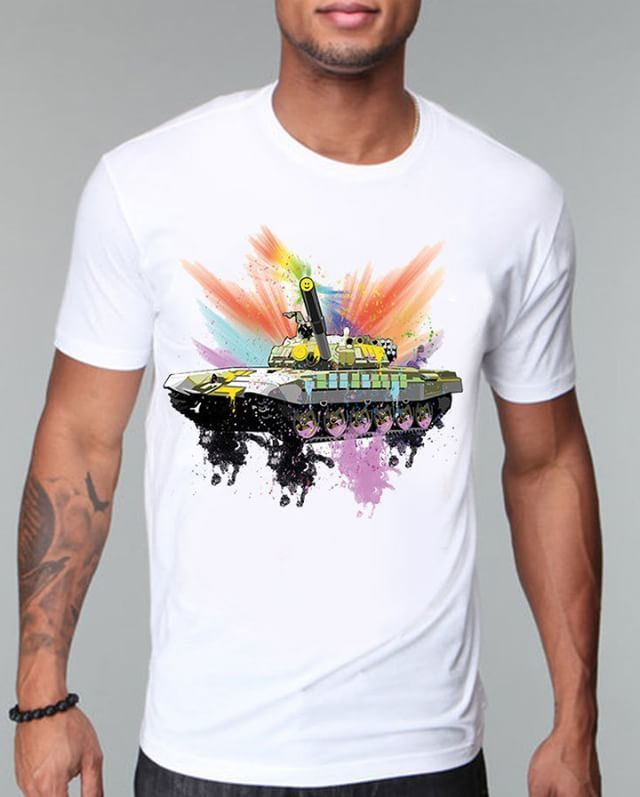 https://www.navdari.com/products-m00294-SMILEYTANKREADYFORPIECEWARTSHIRTDESIGN.html #smileytank #tank #smiley #readyforpeace #peace #war #TSHIRT #CLOTHING #Men #NAVDARI