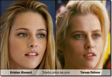 Famous Celebrities Look-Alikes  I'm glad others thought so. Thought I was the only one.