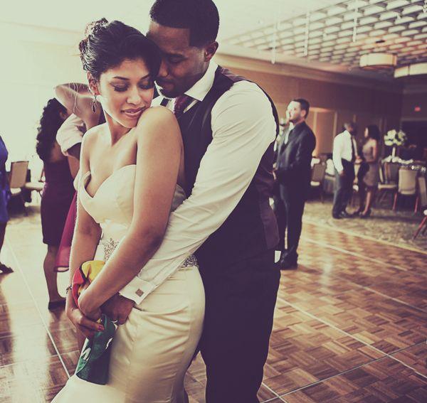 Real {Maryland} Wedding - Jamie & Chris - The Bride's Cafe