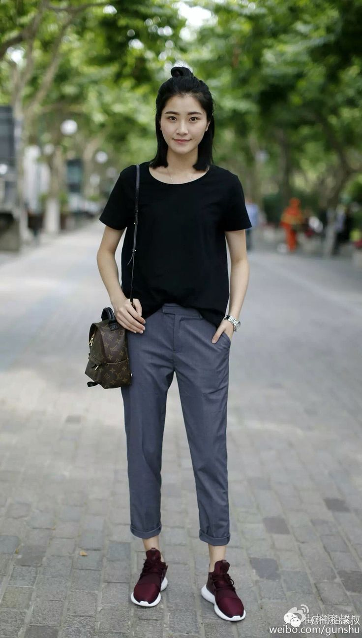 Chinese Street Style 2015 Hangzhou Shanghai Fashion 2015 2016 Street Shanghai Fashion Week