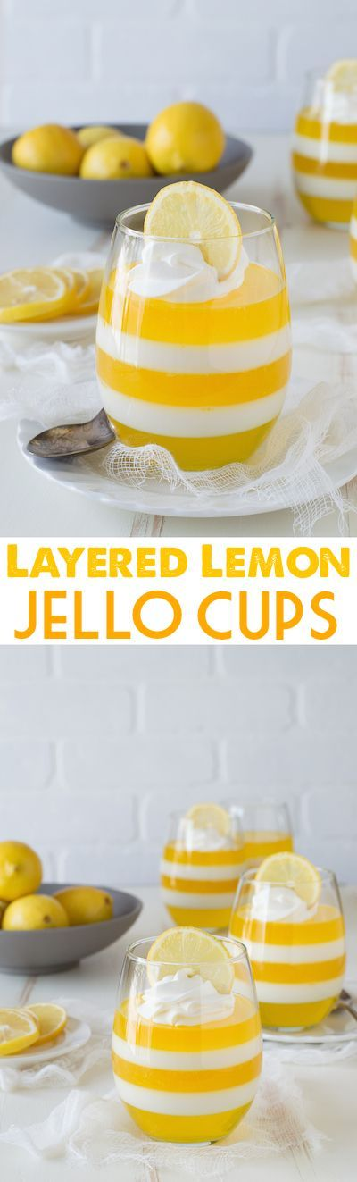 how to make layered jello with fruit