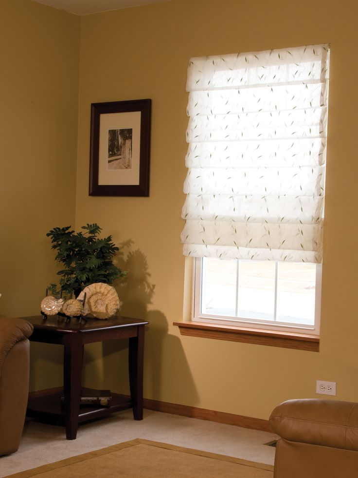 78 Best Fabric Roman Shades Images On Pinterest Blinds