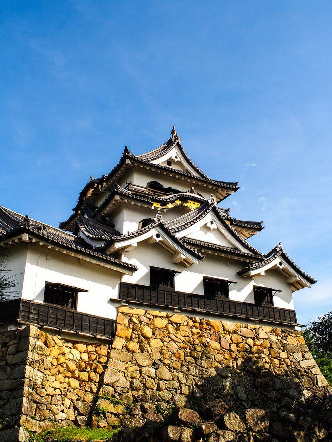Hikone Castle #japan #shiga