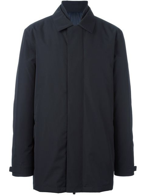 Z ZEGNA single breasted coat. #zzegna #cloth #coat