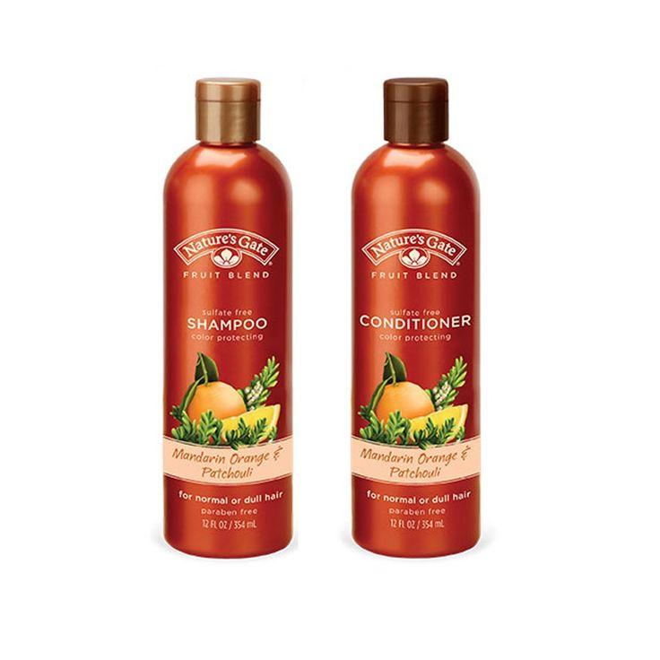 Nature S Gate Mandarin Orange And Patchouli Conditioner