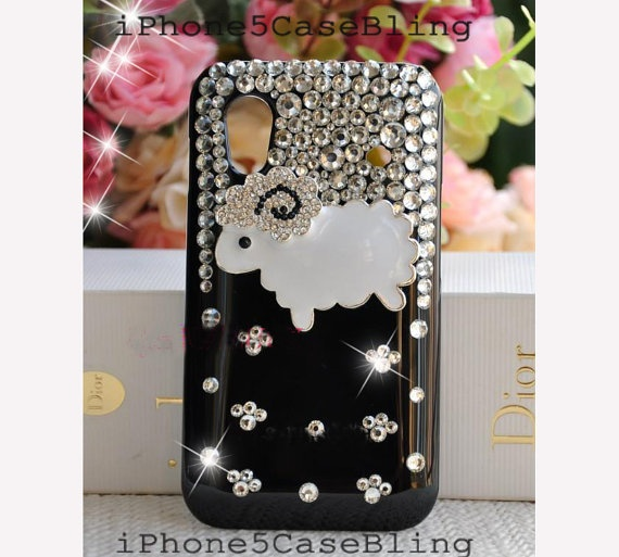 samsung galaxy s case, samsung galaxy s3 case, samsung galaxy s4 case, samsung i9000 i9300 i9500 s5830 case, samsung galaxy ace case by iPhone5CaseBling, $13.98