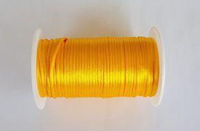 Cordón de seda: Amarillo canario