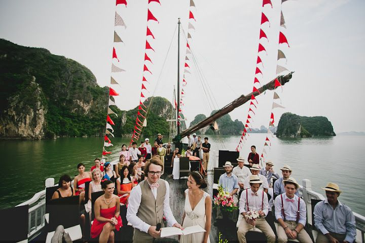 Halong Bay Вьетнам