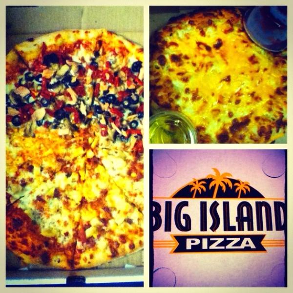 Big island Pizza! | Things I like!!! | Pinterest