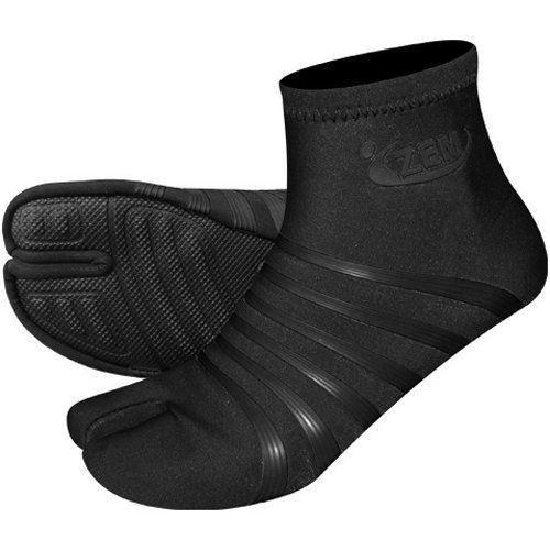 Split toe shoes parkour