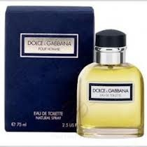 Dolce and Gabbana cologne for men
