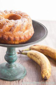 Einfaches Bananenkuchen-Rezept mit vielen leckeren Varianten | http://www.backenmachtgluecklich.de