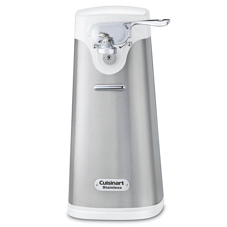 Cuisinart SCO60WC Bianca Collection Can Opener