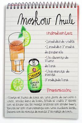 Receta cóctel Moscow Mule - Descubre Catabox - Packs Gin Tonic y Vino - El regalo perfecto para los amantes de las cosas buenas y bonitas