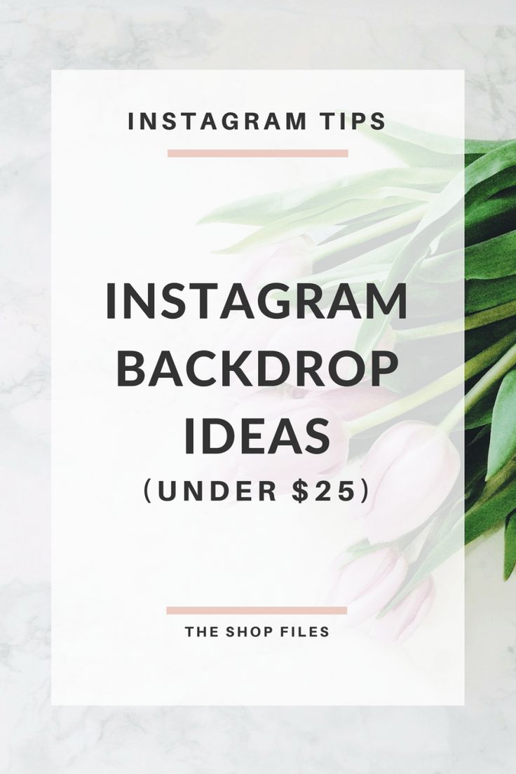 DIY photo background boards. Transform your Instagram in one simple step! Inexpensive photography backgrounds for Instagram