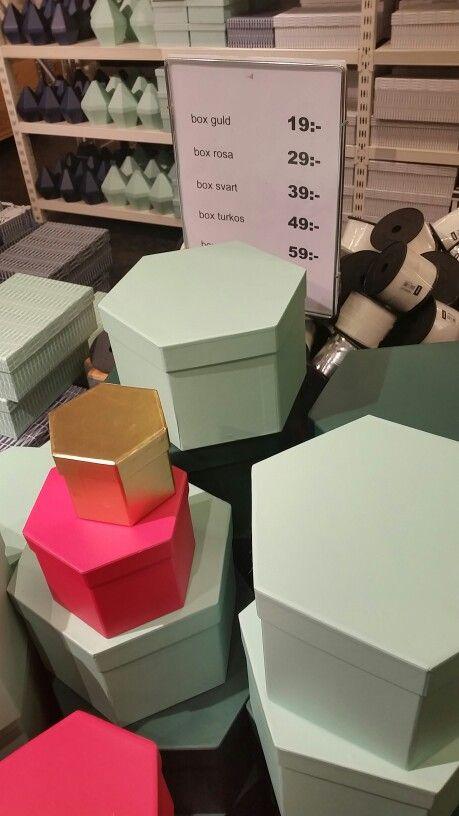 Hexagon förvaring - Lagerhaus