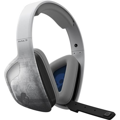Skullcandy - SLYR Halo Edition Wired Stereo Gaming Headset for Xbox One - Larger Front