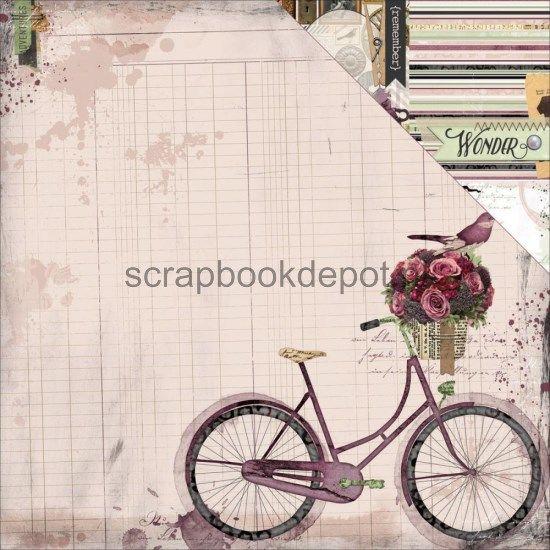 BoBunny Beautiful Dreamer - Bicycle